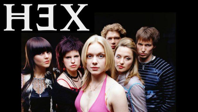 Legend TV: Hex